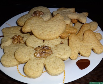 Galletas con frutos secos