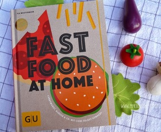 {Bücherliebe}: Fast Food at Home