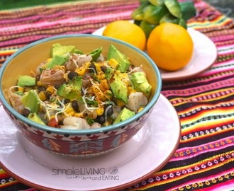 Mexican & Southwest Recipe to Celebrate Cinco de Mayo!!!  #Healthy Eating #Weekly Menu Plan