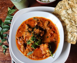 Spicy Mutton Stew / Spicy Mutton (or) Gosht Curry !!
