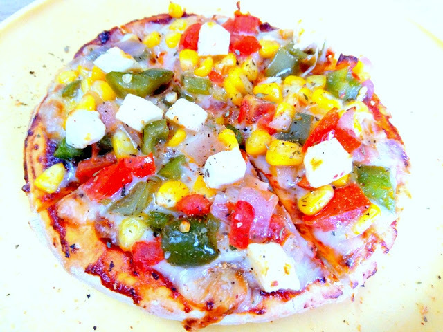 Pizza / Home Made Pizza