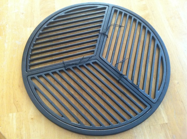 Craycort Cast Iron Grates review!