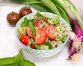 Recipe: Buckwheat Tabbouleh