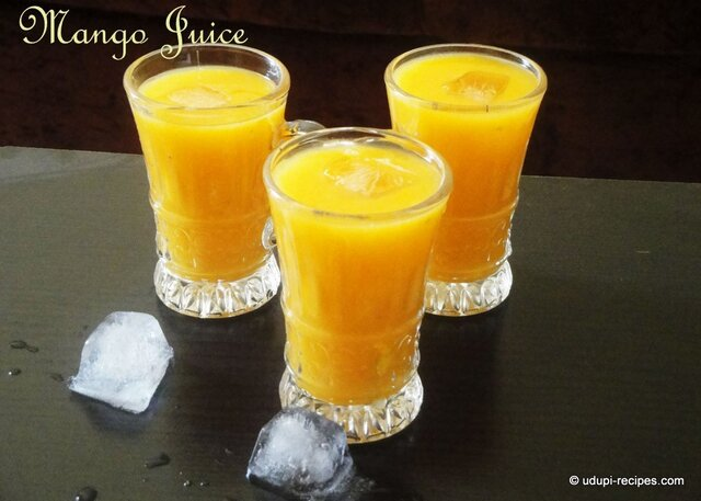 Mango Juice Recipe | Healthy Summer Drinks