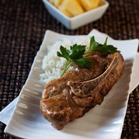 Pressure Cooker Sweet and Sour Country Style Ribs