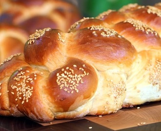 The Best Ever Challah Bread