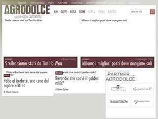 www.agrodolce.it