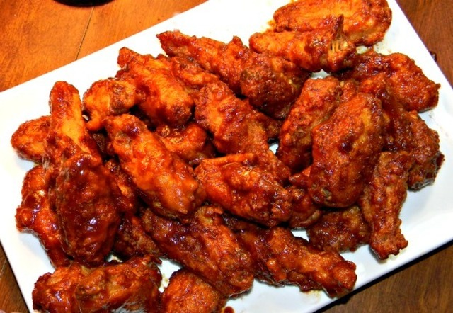 Korean Fried Chicken Wings ♥ The Original Crack Wing