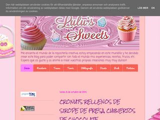 LULU'S SWEETS IN BARCELONA