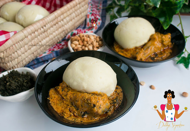 Chicken Groundnut Soup