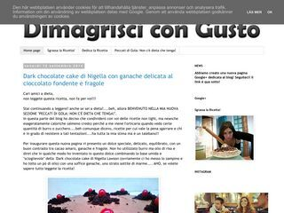 Dimagrisci con Gusto