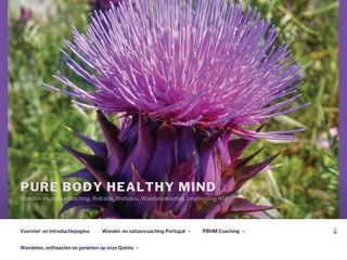 Pure body Healthy mind
