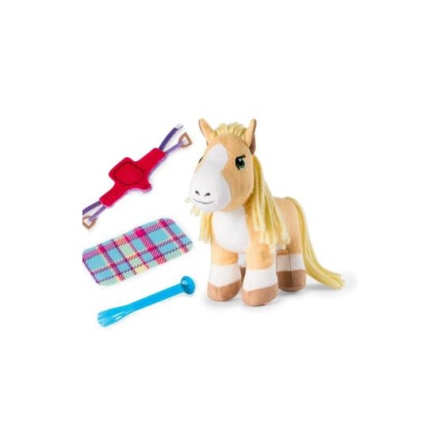 Build a bear Build A Bear, Furry Fashions - Palomino Pony