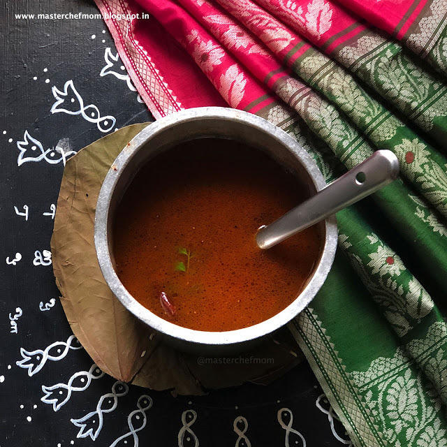 Jeeraga Rasam | North Arcot Style Jeera Rasam Recipe  | Traditional Cumin Seed Soup Recipe of Tamil Nadu