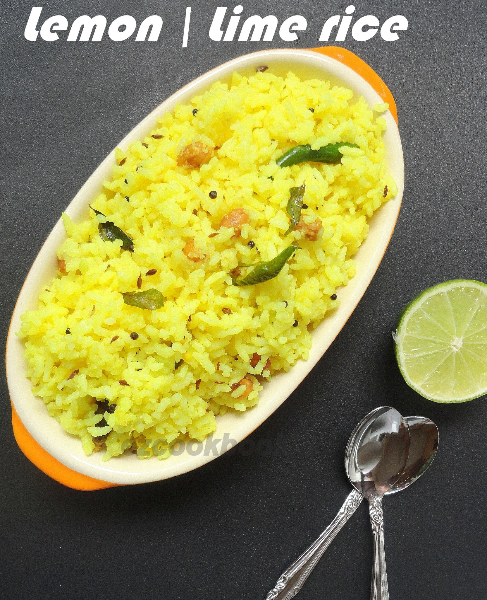 Lemon Rice | Lime Rice