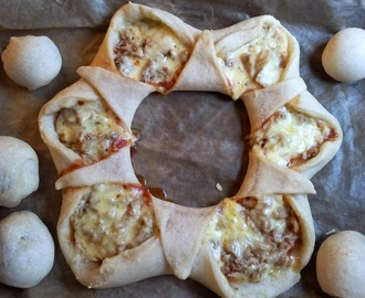 FUN FOOD: Pizza Blume