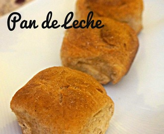 Whole Wheat Pan de Leche from Guam