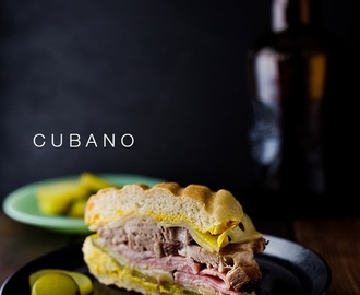 Pork Sandwich: My interpretation of the classic Cubano
