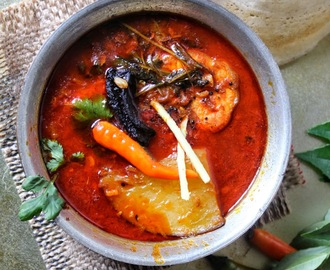 Spicy Cat Fish Curry With Raw Mango!!!