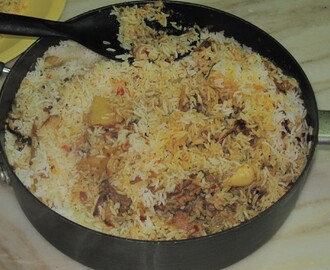 Hyderabadi Mutton Dum Biryani