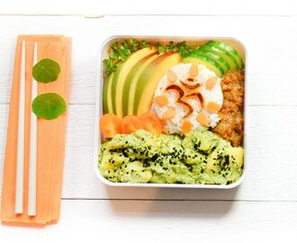 Bento Curry & Riz Basmati