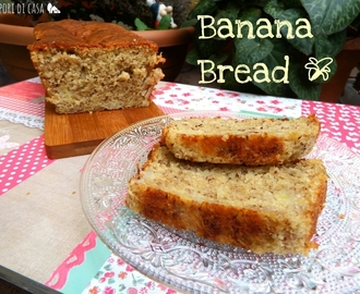 Ricetta banana bread – Banana bread recipe