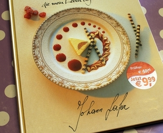 Johann Lafer's Desserts - Buchrezension