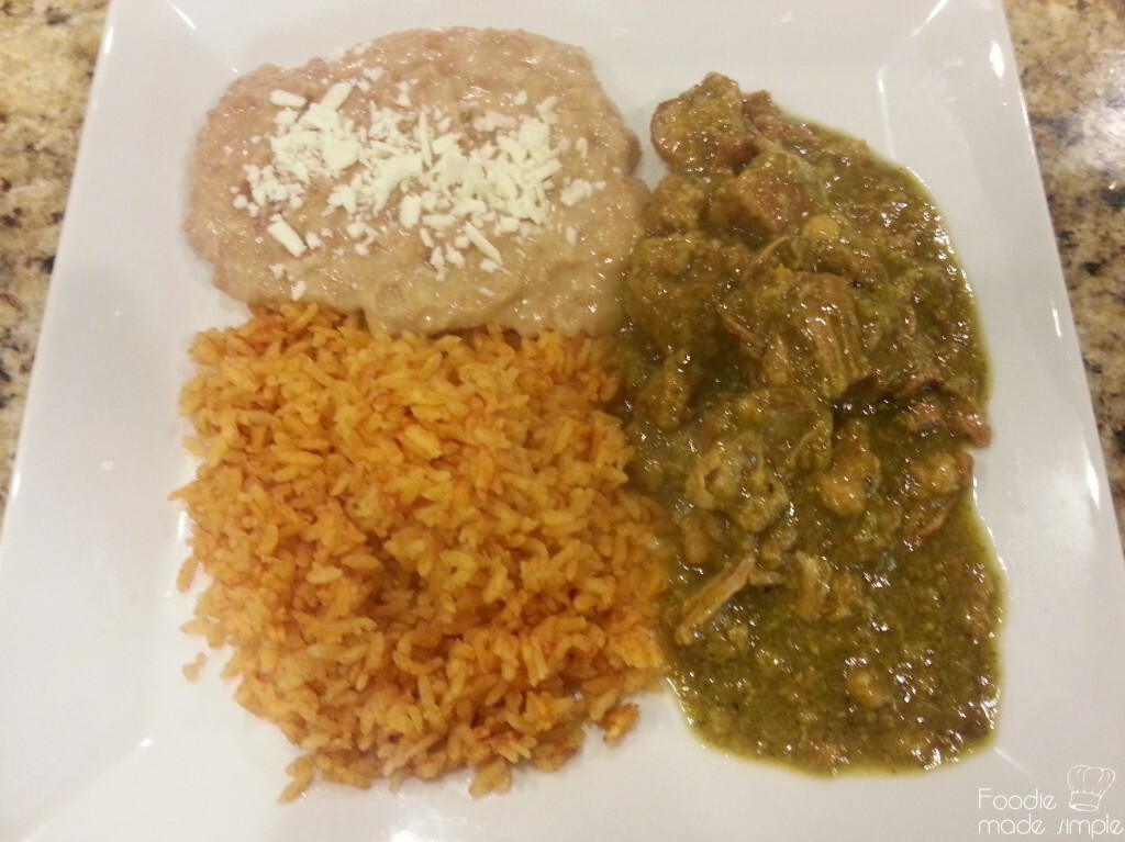 Slow-Cooker Chile Verde (Green Chile and Pork Stew)