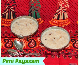 Peni Payasam/Instant Sheer Khurma/Fine Vermicelli Pudding/Peni kheer/ Fine semiya kheer/Instant Hyderabadi sheer korma/Ramzan festival recipes/Easy Indian Desserts/Step by step pictures/Mother`s day special and wishes to all wonderful mom`s on earth