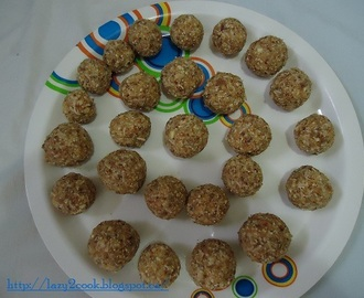 Dink Ladoo | Dry Fruits Ladoo