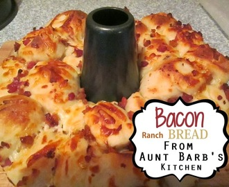 BACON RANCH BREAD