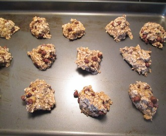 JUST BANANAS……..AND OATMEAL COOKIES