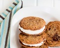 Cookie Ice Cream Sandwiches Recipe - {and a GIVEAWAY}