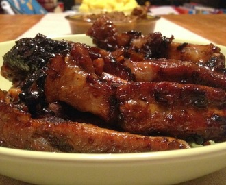 Chinese Pork Spare Ribs  | Kukskitchen