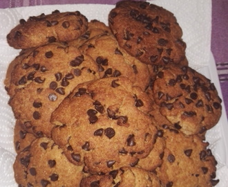cookies light allo sciroppo d'agave