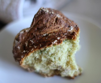 Soda Bread with Spinach and Thyme