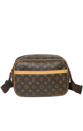 LOUIS VUITTON Nil Aaj3322, Brown