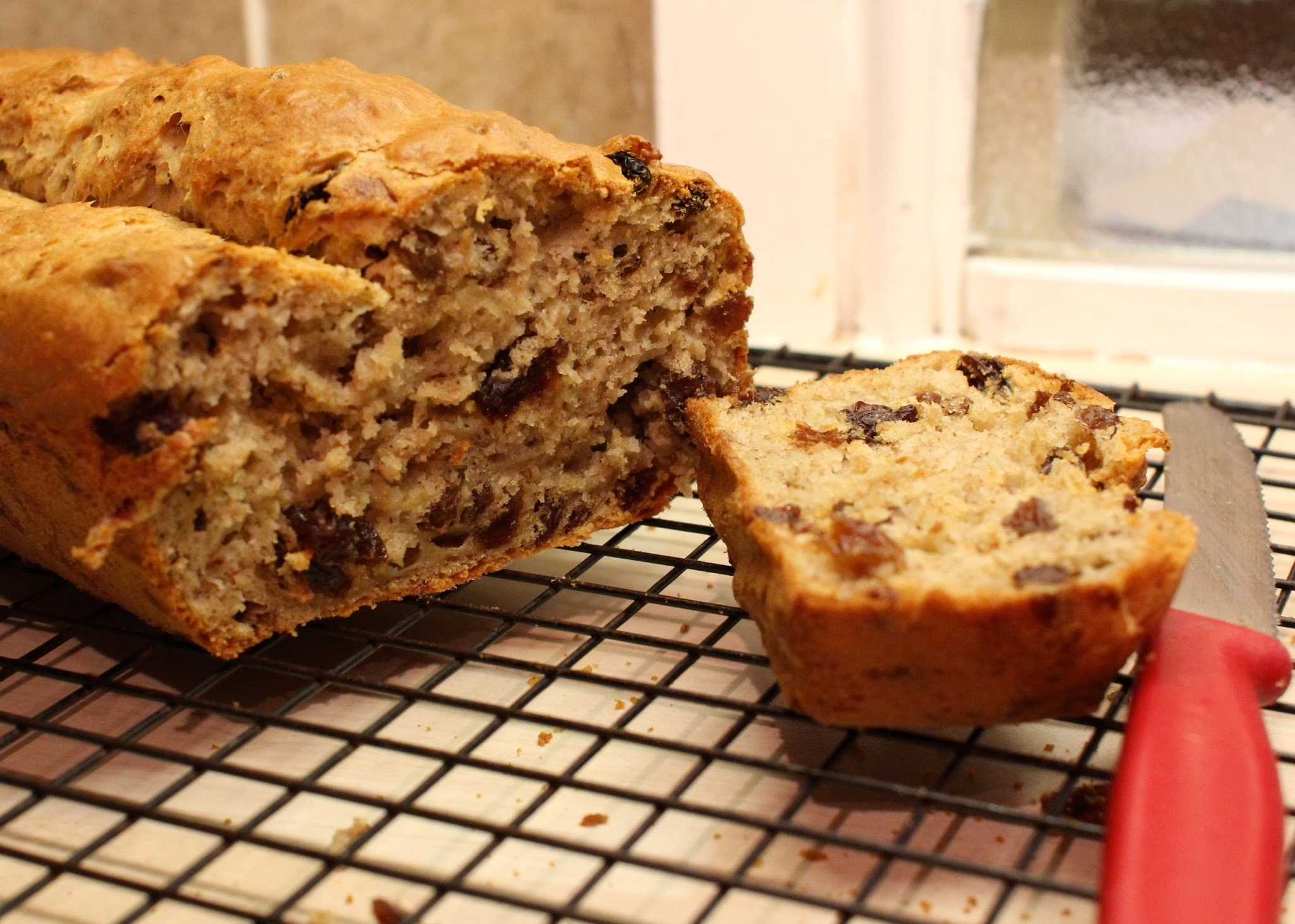 Sugar Free Banana Bread for Babies