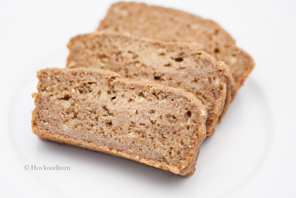 Vegan and Gluten-Free Banana Bread