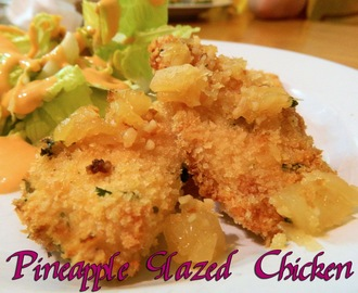 Pineapple Glazed Chicken