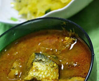 Mathi Mulakittathu - Sardines in Spicy Sauce