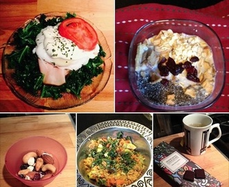 What I Ate Wednesday — Registered Dietitian's Edition