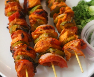 chicken tikka recipe | without oven or tandoor