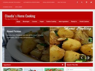 Home cooked recipes