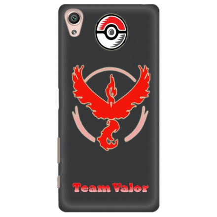 Sony xperia x skal team valor