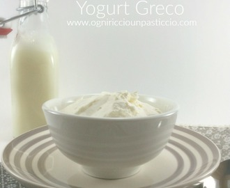 Come fare lo Yogurt Greco