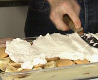 Grandmother's Banana Pudding