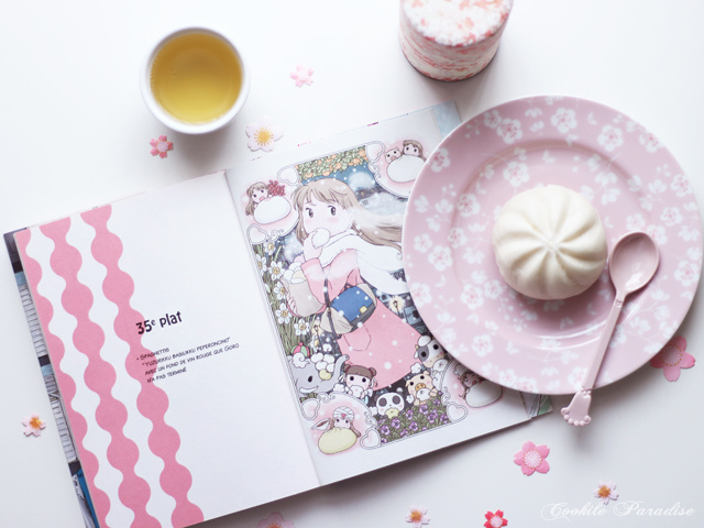 Mes petits plats faciles by Hana-Tome 3, tea_pâtisserie nippone, Japan expo, look kawaii & cie