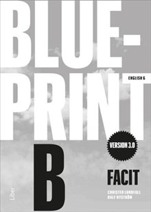 Blueprint B version 3.0 Facit