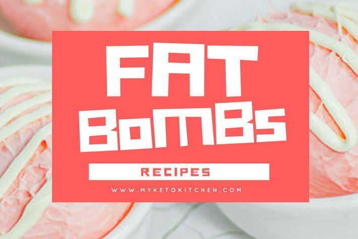 Our Best Fat Bombs Recipes